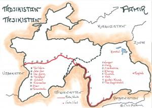 BABA-201801-Mapa Ruta feta05-Pamir i Tadjikistan-scn