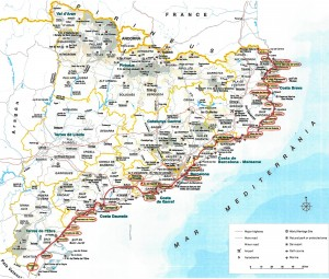 GR92-Mapa