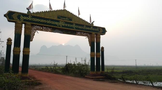 Birmània-Recorregut detallat/Detailed route-1