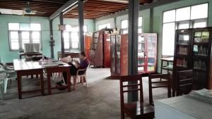 Biblioteca ben aprofitada (1)