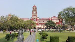 Yangon, jutjats.