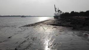 Yangon, riu Yangon.