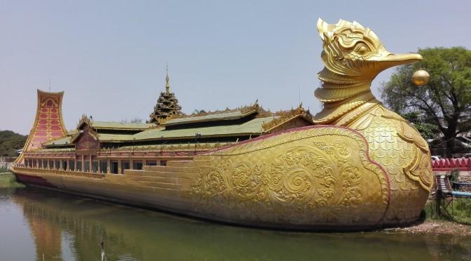 Pyinmana – Meiktila