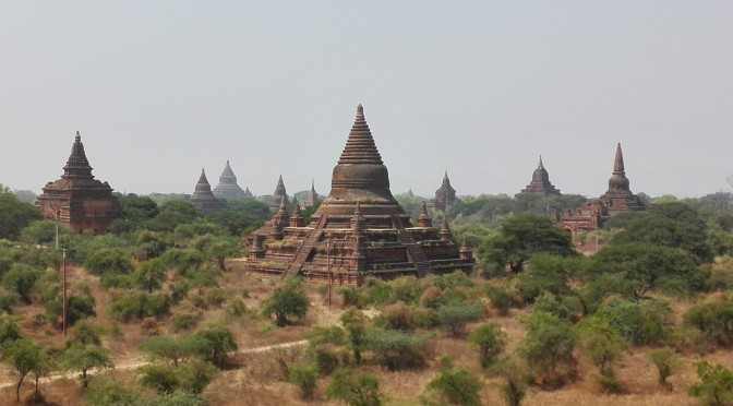 Meiktila – Bagan