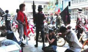 Festival de l'aigua, joves rebels però reverents