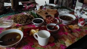 Tajik Tea Time!