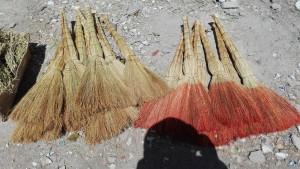 Escombres 'curtes' al mercat