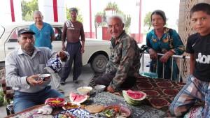 Hospitalitat i generositat a Uzbekistan. Com la trobem a faltar!