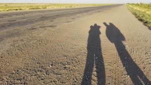 … Caminante, no hay camino, se hace camino al andar. Al andar se hace el camino, y al volver la vista atrás se ve la senda que nunca se ha de volver a pisar … Antonio Machado