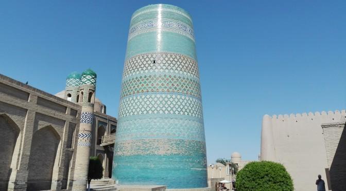 Olot – Samarkanda