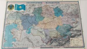 Kazakhstan. De tot aquest immens tros de món...