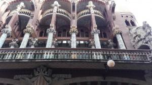 ... i bona música a Barcelona.