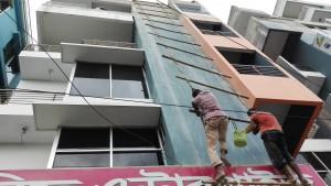 Com treballar una façana