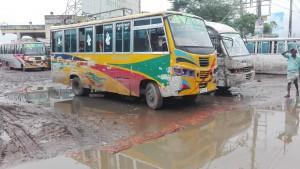 Comilla, estació d'autobusos de Jangalia
