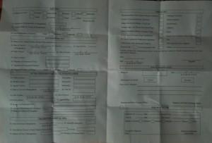 Sol·licitud visat Bangladesh 2