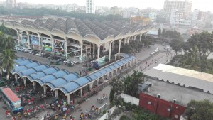 Estació de tren de Kamalapur