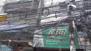 Nawabpur Rd i el seu cablejat