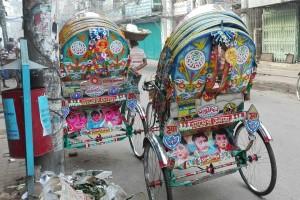 Tuktuks, els reis de tots els carrers