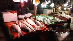 Peix al mercat