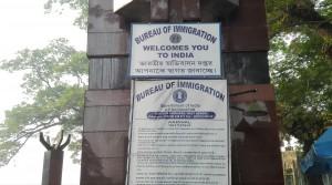 Benvinguts a Índia