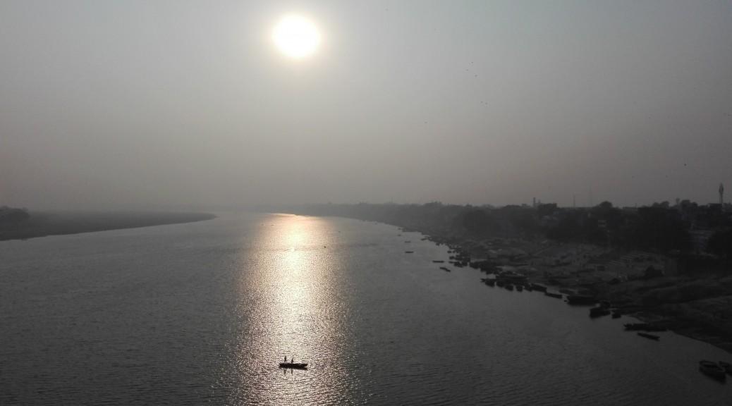 El mític riu Ganges i Benarès