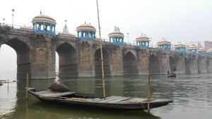 Pont amb cert valor històric a Jaunpur