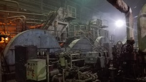Fàbrica de sucre, vista general