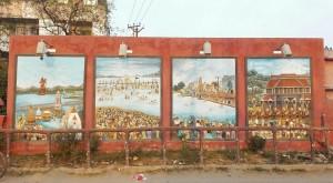 Haridwar, art de carrer