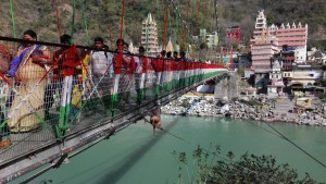 Pont Lakshman Jhula