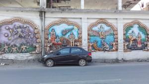 Art de carrer a Dehradun