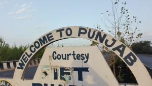 Benvinguts a Punjab