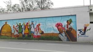 Art de carrer a Jalandhar