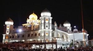 Una gran gurudwara