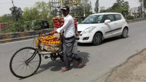 Venedor de fruita