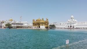 El temple daurat d'Amritsar