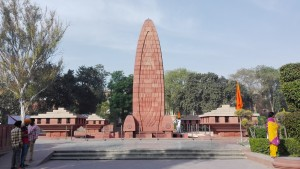13/04/1919, Jallianwala Bagh massacre, monòlit