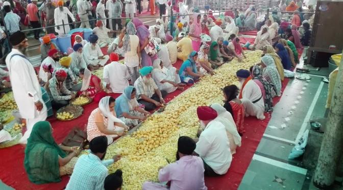 Els temples Sikh (gurudwara)