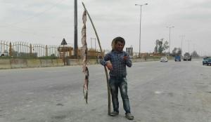 Una manera diferent de vendre peix a Nowkandeh