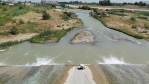 Pescant al riu Tajan de Sari