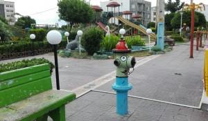 Un bonic parc a Noor