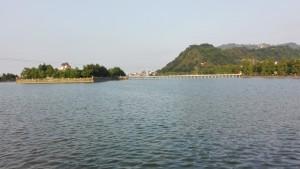 El llac de Lahijan