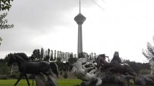 Torre comunicacions de Teheran