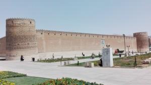 Fortalesa Arg-e Karim Khan de Shiraz