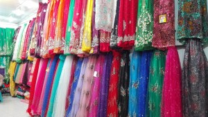 Vestits multicolors