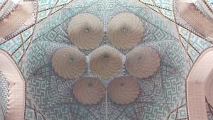 Detall sostre