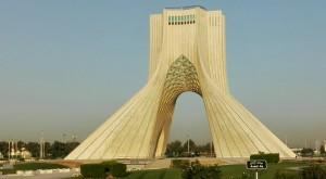 Monument Azadi (Llibertat)