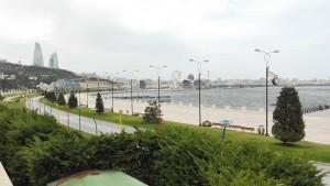 Passeig marítim de Bakú