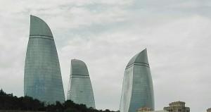 Les torres en flames (flaming towers)