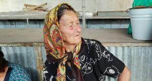 Dona al mercat de Qovlar