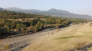 Vall i riu Kvabliani